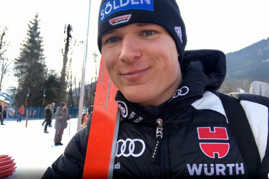 Talk mit Kitzbühlsieger Thomas Dressen