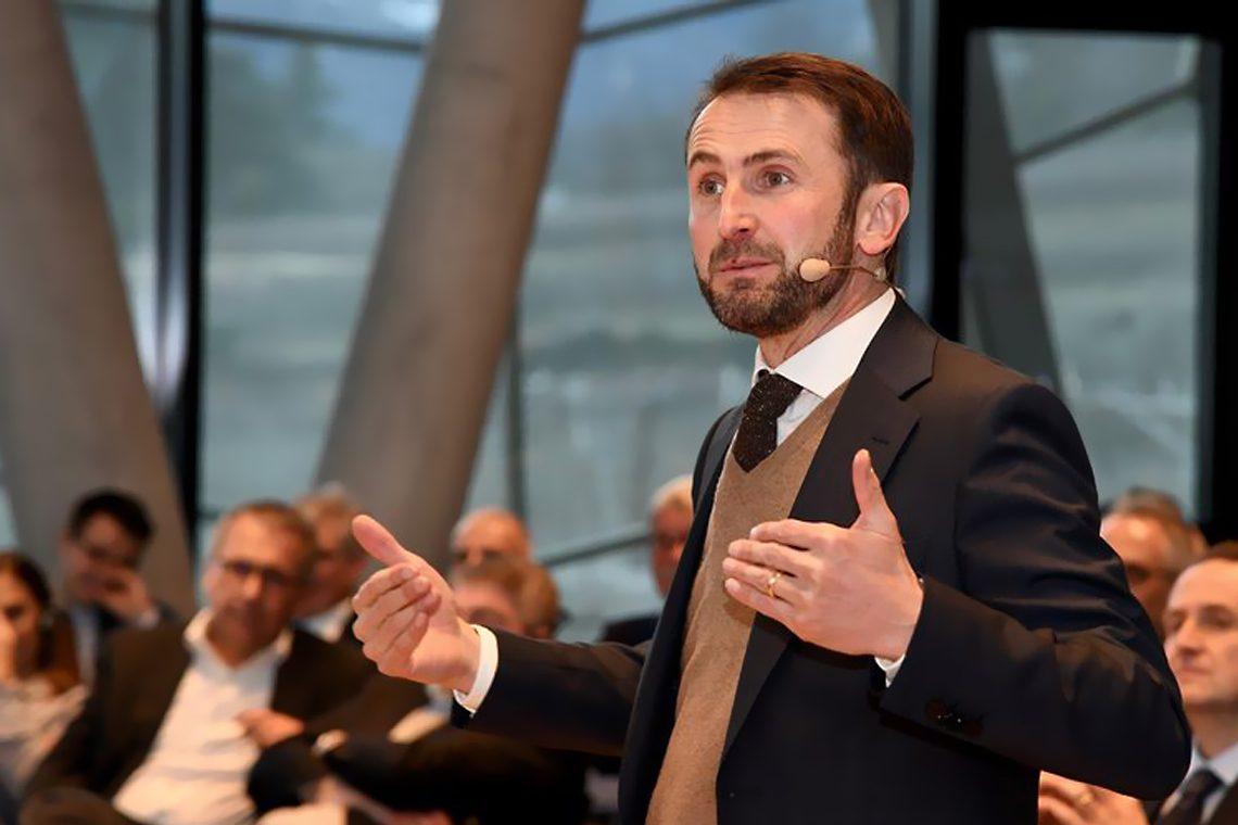 Raiffeisen Südtirol holt Experten Jakob Lipp nach Bozen