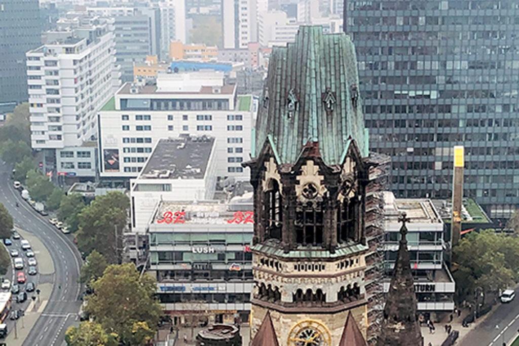 Keynote über den Dächern von Berlin!
