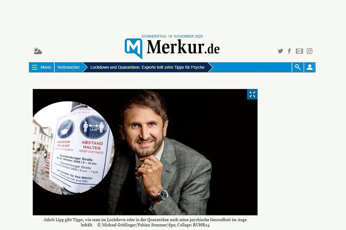 Experte Jakob Lipp im Interview mit den Münchner Merkur