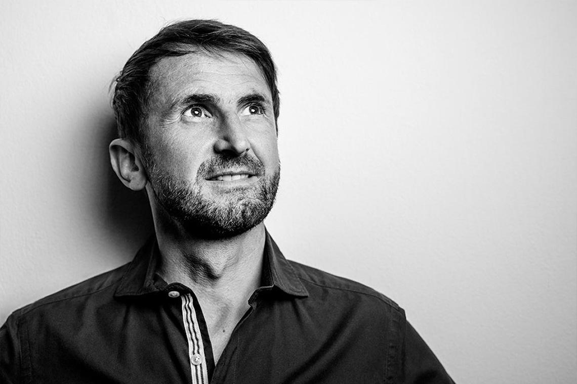 Portrait von Visionär und Pionier Jakob Lipp